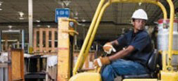 Forklift Training Calgary